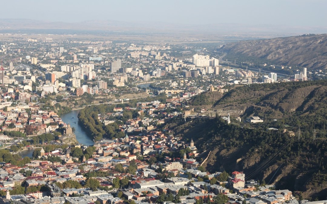 Georgia Special: Visions of Zhiva in Tbilisi