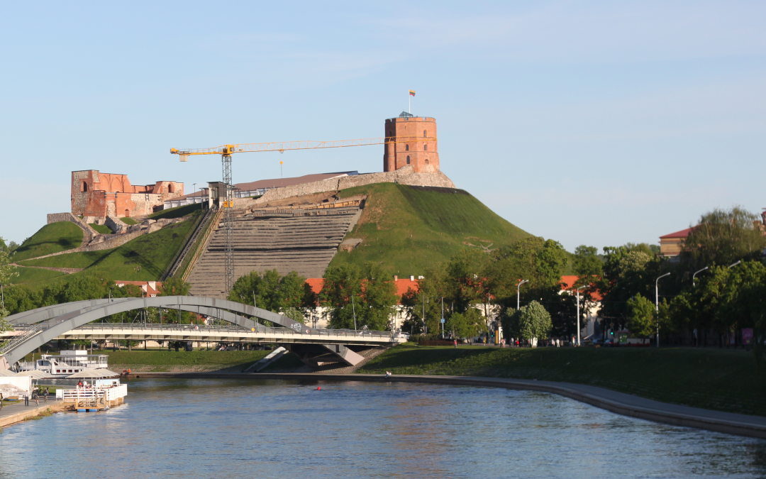 Lithuania Special: Visions of Zhiva in Vilnius